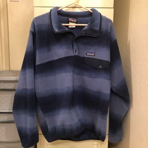 NWOT Patagonia Synchilla Snap-T Pullover